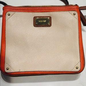 Nine West Womens Jaya Crossbody Handbag